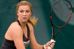 Carr, Rice Begin Play at Riviera/ITA Women's All-American