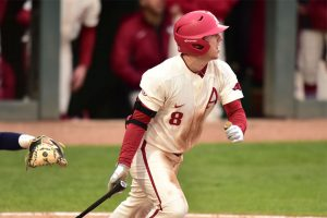 Razorbacks Suffer 10th-Inning Heartbreaker