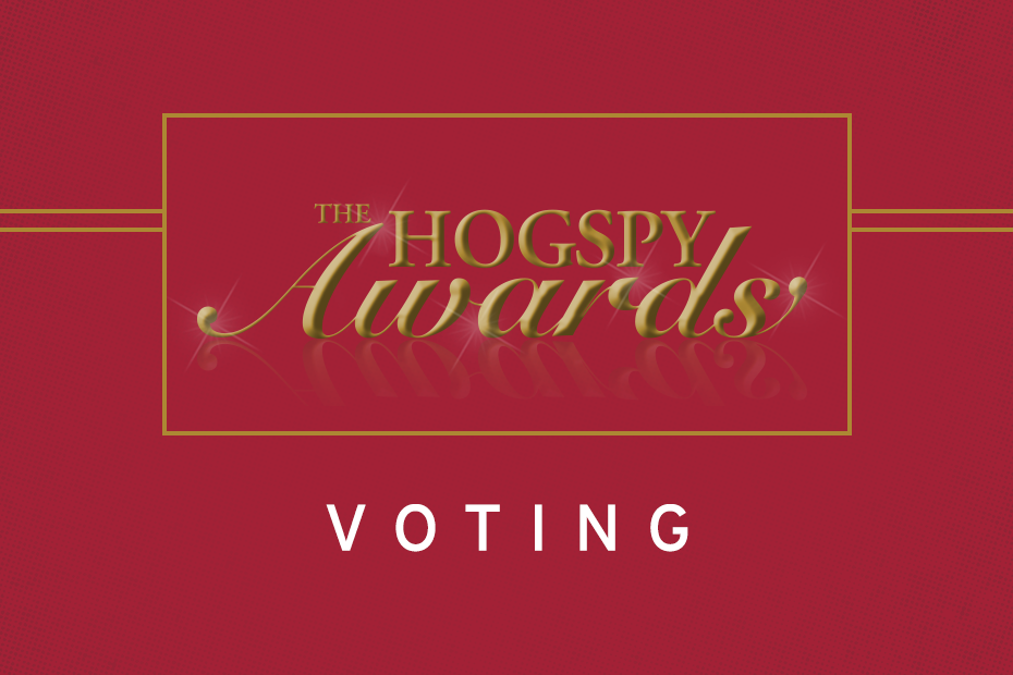 Vote: HOGSPYs Top Plays (Women's Track and Field v. Men's Golf)
