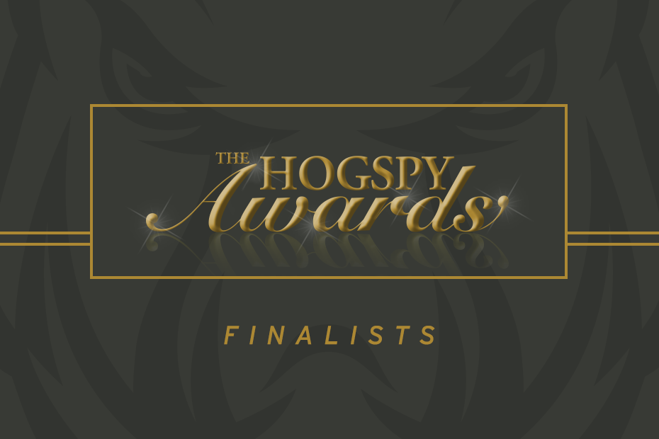 Eighth Annual HOGSPY Award Finalists Announced