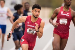 Season-Best Marks Close Out John McDonnell Invitational