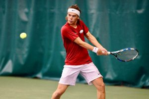 Razorbacks Wrap Up Day One At Southern Intercollegiate Championships