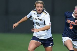 Soccer Adds Former Notre Dame Standout To Coaching Staff