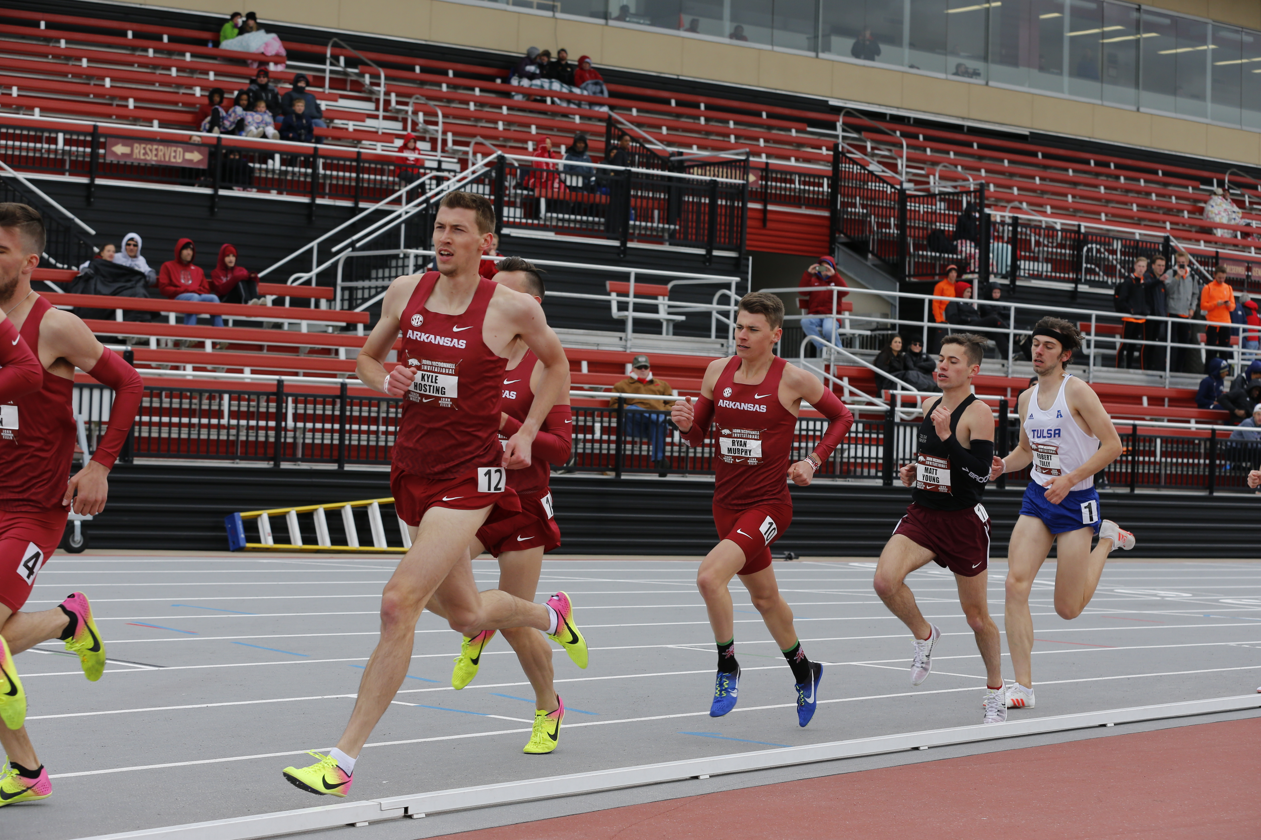 Day One Of Bryan Clay Invite Yields Several Personal Bests