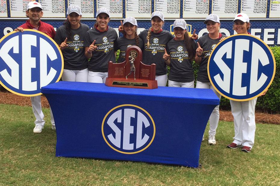 SEC Champions!