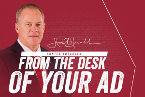From The Desk of Your AD