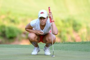 Solid Second Round Keeps Arkansas Near The Top