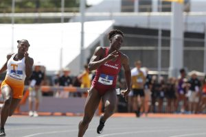 Baylark Qualifies For 200-Meter Final At SEC Championships