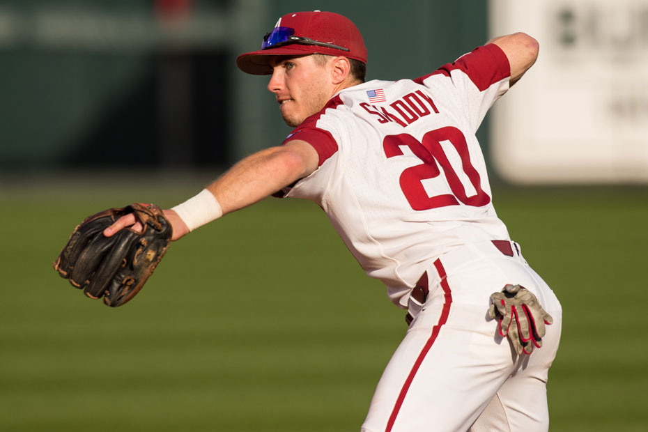 Arkansas Ready For First Game Of SEC Tournament