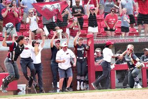 Razorbacks Advance to First-Ever Super Regional