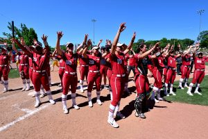 Razorbacks Advance to Fayetteville Regional Final