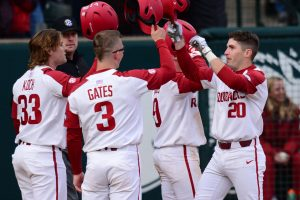 Hogs Earn Top-Four Seed Ahead Of 2018 SEC Tournament