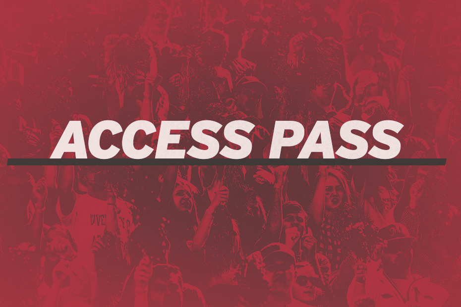 2018-19 Student Access Passes On Sale