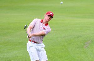 Arkansas Men's Golf in 5th After Round 1 of Season Opener