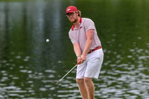William Buhl Leads After 36 Holes at Gopher Invitational: Razorbacks T-7th