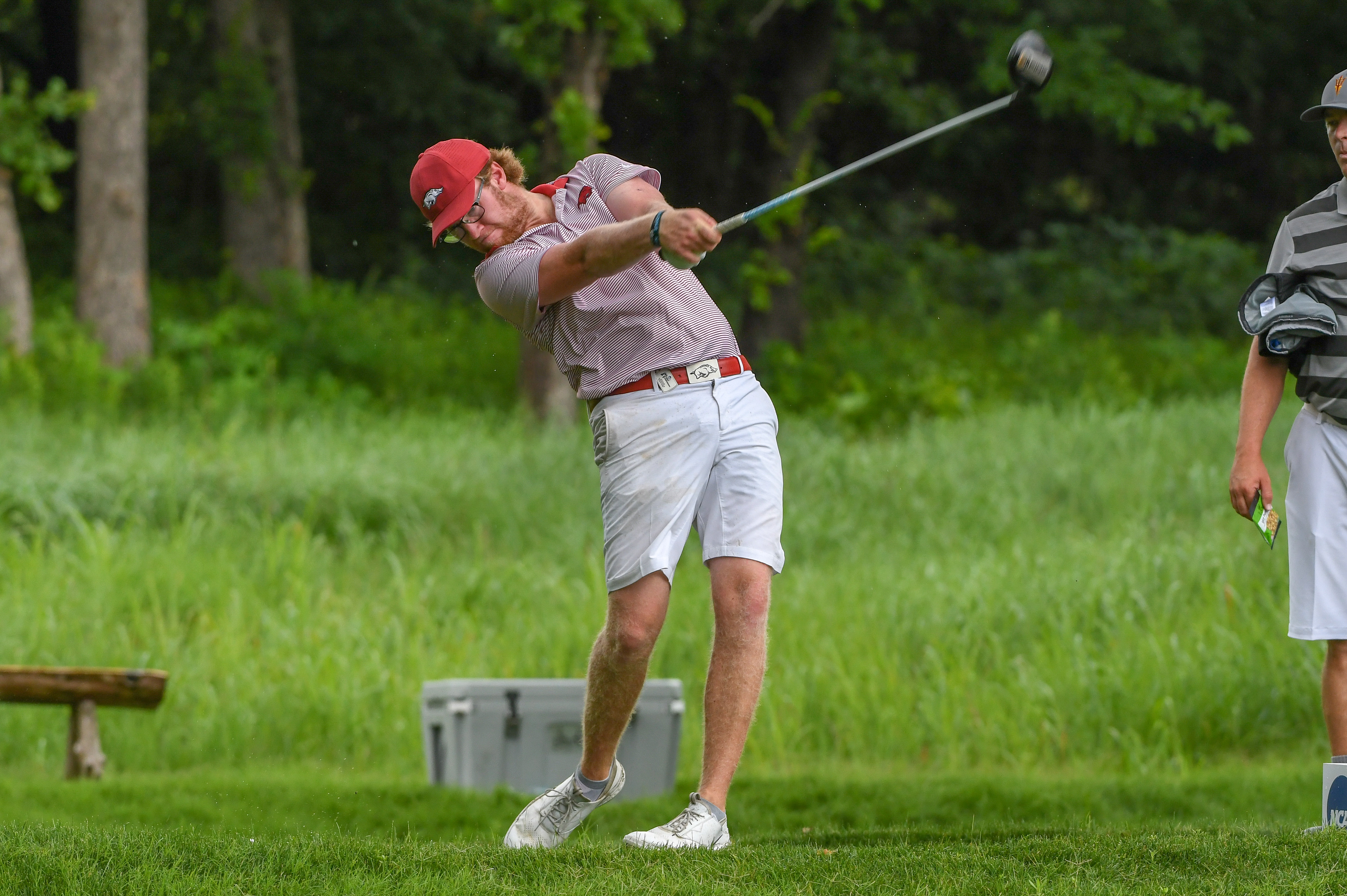 Razorbacks' Run Ends At U.S. Amateur