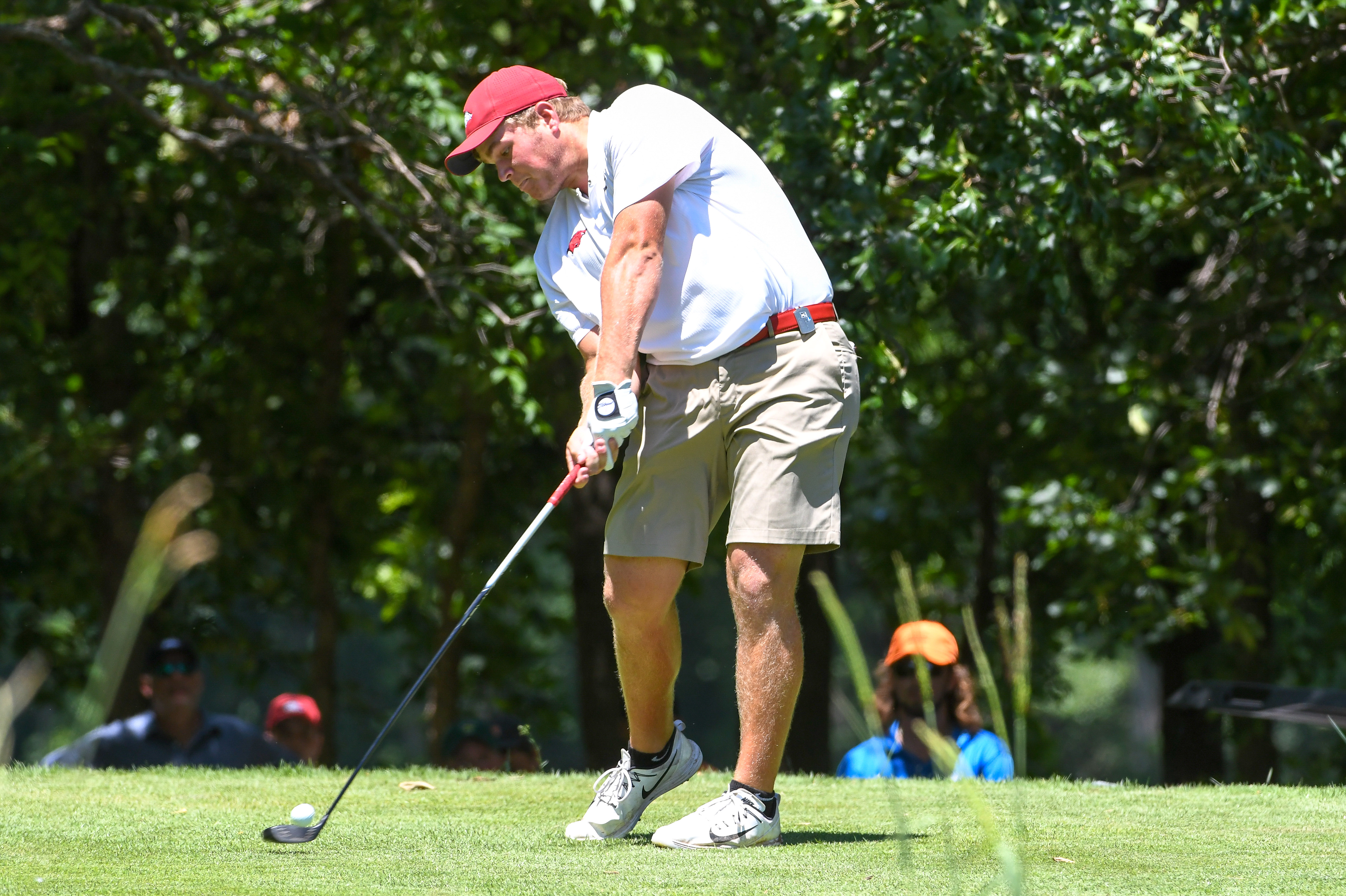 Mason Overstreet in 19th Sun Bowl All-America Golf Classic