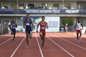 Igbokwe Takes Fifth, Cotton Advances At USATF Championships