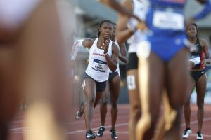 Razorbacks Set For USA, Jamaican Championships