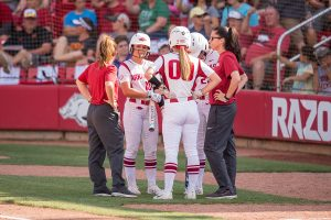 Coaching Staff Earns NFCA Regional Accolades