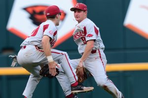 CWS Photo Gallery – Game 2 vs Texas Tech