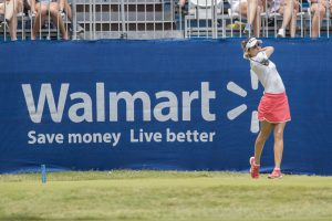 Lopez Goes Low, Leads Field And Razorbacks