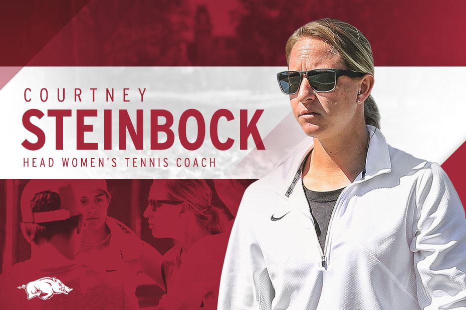 Steinbock Joins Razorbacks
