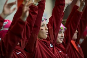 Arkansas Swimming and Diving Earns League's Highest Spring GPA