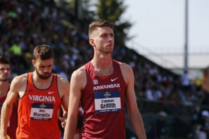 Razorbacks All Business On Day One Of NCAAs