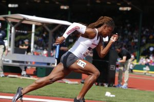 Parker Takes Eighth At USATF Championships