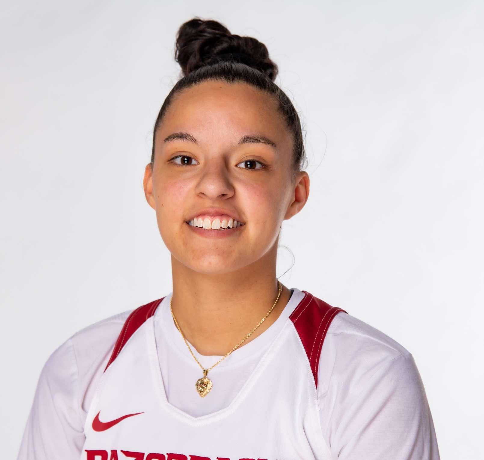 Amber Ramirez - Women's Basketball - Arkansas Razorbacks