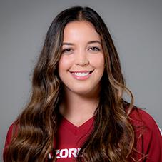 Fernanda Güitron - Volleyball - Arkansas Razorbacks