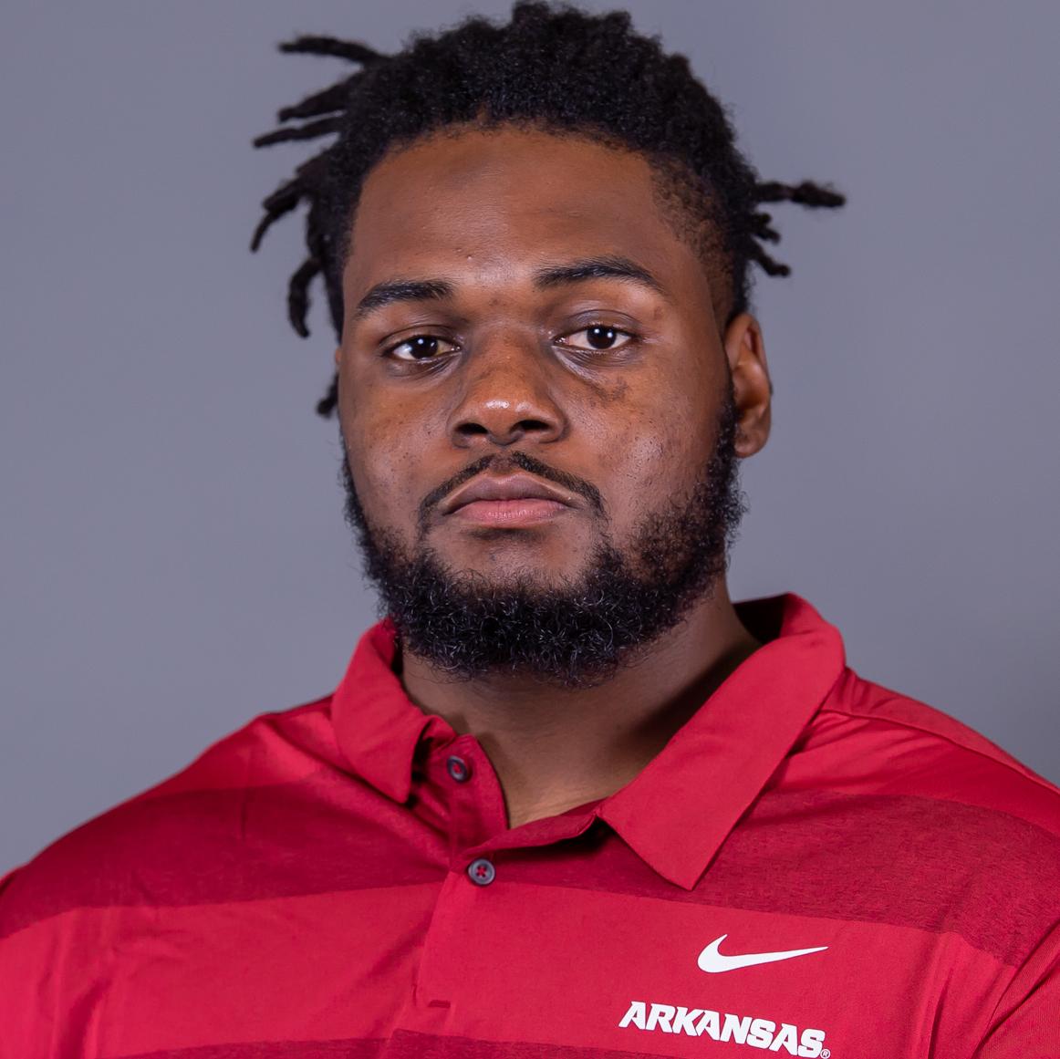 Armon Watts - Football - Arkansas Razorbacks