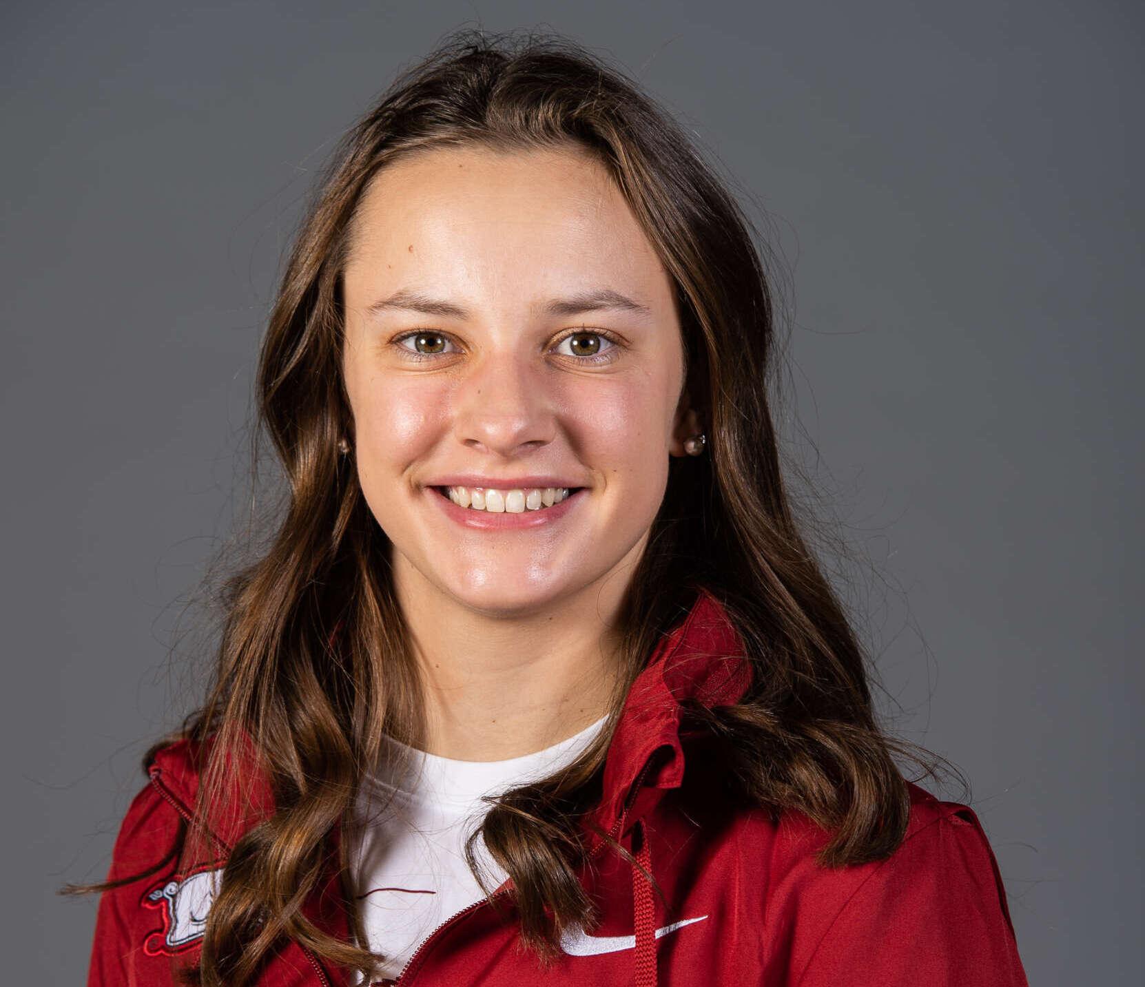Vanessa Herrmann - Swimming & Diving - Arkansas Razorbacks