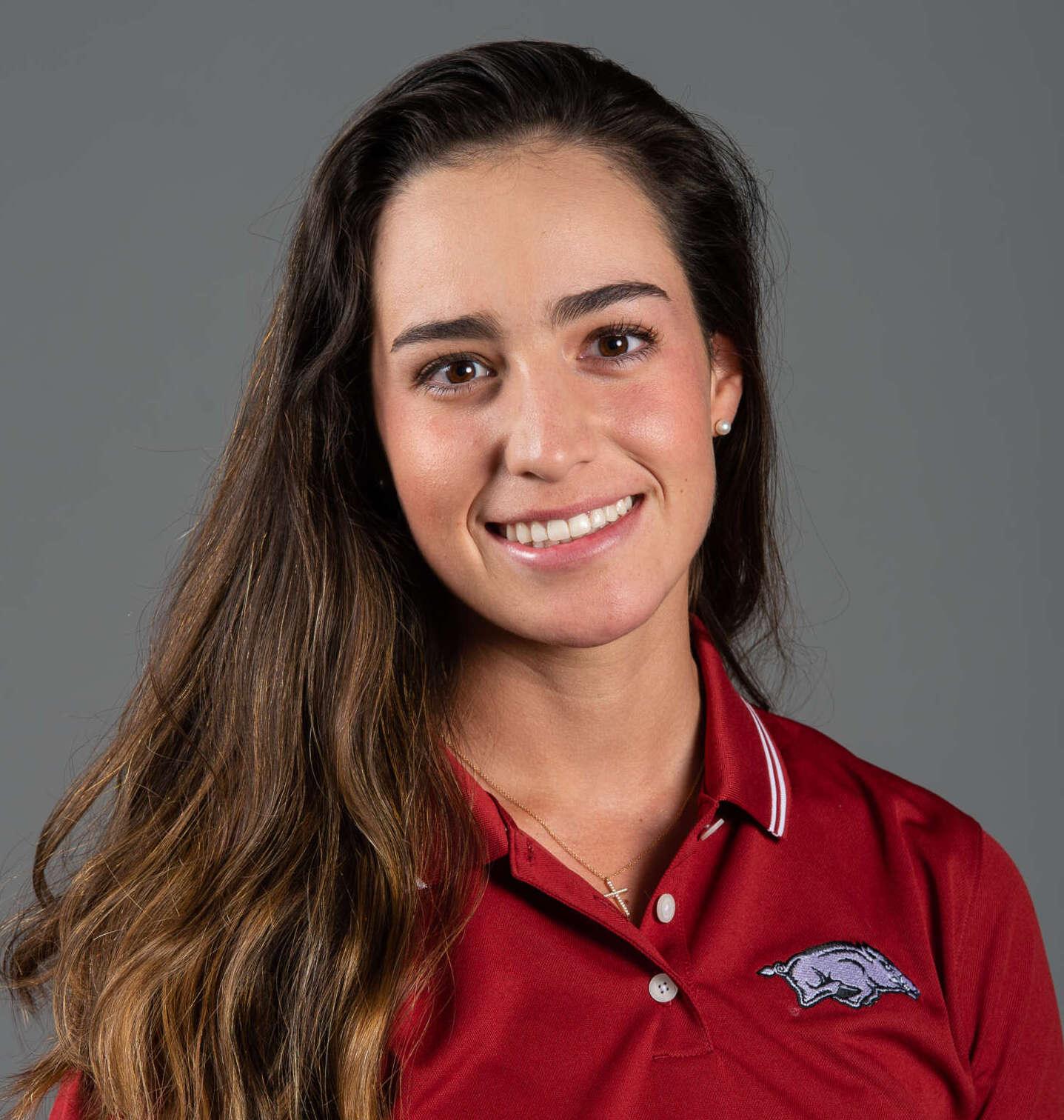 Ximena Gonzalez - Women's Golf - Arkansas Razorbacks