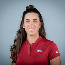 Maria Fassi - Women's Golf - Arkansas Razorbacks