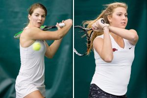 Carr, Rice Invited to Riviera/ITA Women's All-American