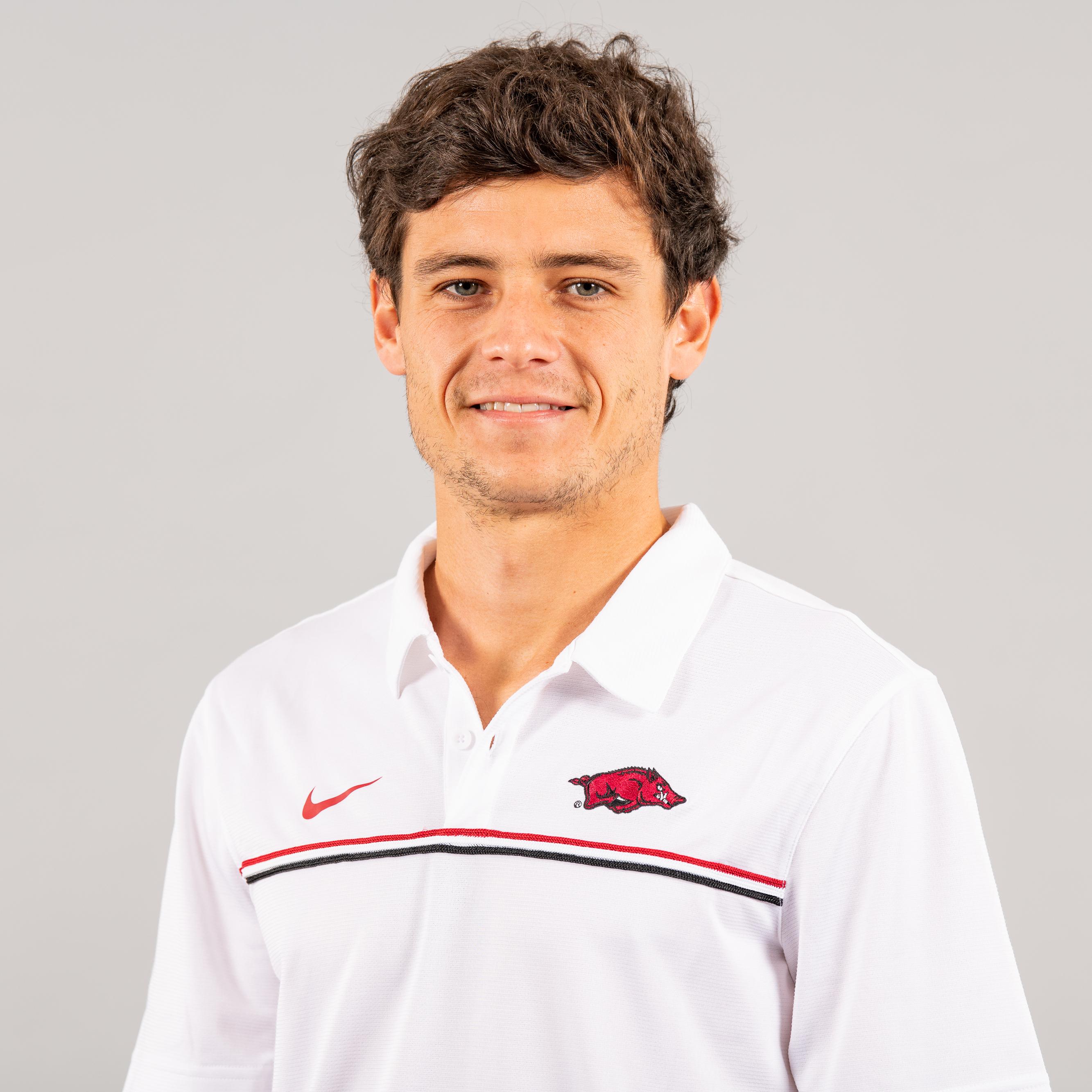 Enrique Paya - Men's Tennis - Arkansas Razorbacks