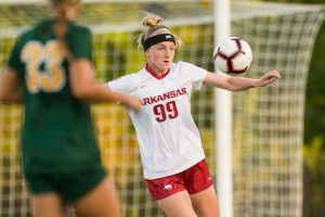 VanFossen Named SEC Defensive Player of the Week