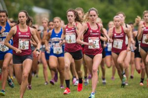 Robinson Paces No. 9 Arkansas To Chile Pepper Team Title