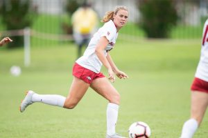 McKeon Header Finishes Shutout Over Alabama