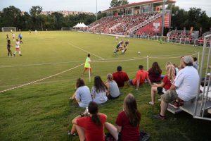 Big Promotions Set For Soccer SEC Home Opener