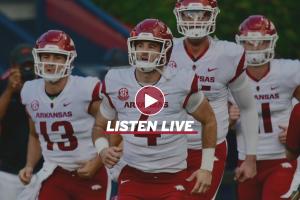 Live: Hogs at Auburn