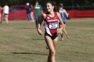 Werner Named SEC Cross Country Scholar-Athlete Of The Year