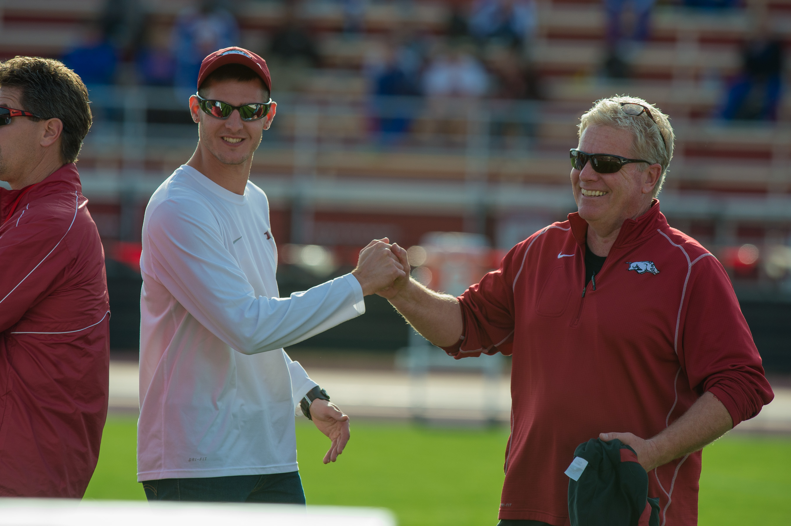 Arkansas Finishes Sixth in USTFCCCA Program of the Year