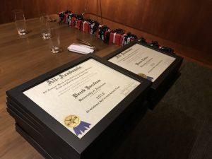 Men's T&F/XC Annual Award Banquet