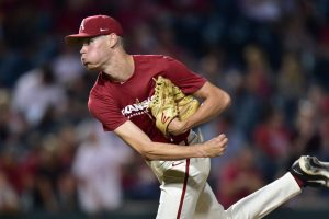 First Fall Exhibition A Success For Razorback Baseball
