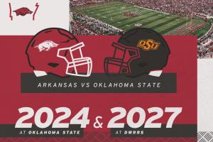 Arkansas, Oklahoma State Agree to Non-Conference Series