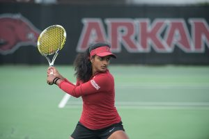 Hogs to Close Out Fall Play at Auburn
