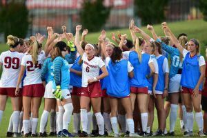 Arkansas-Mississippi State Fight To Draw